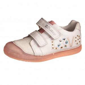 Dětská obuv D.D.Step  049-995AL White - Boty a dětská obuv