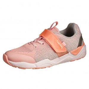 Dětská obuv Lurchi LOISO  /lt. pink grey - Boty a dětská obuv