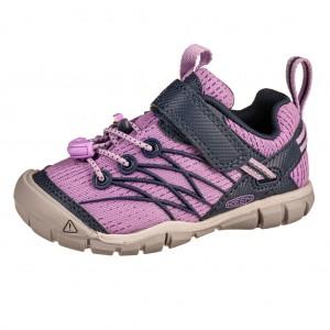 Dětská obuv KEEN Chandler   african violet/navy -  Sportovní