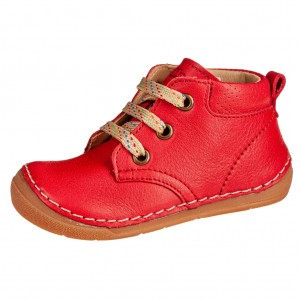 Dětská obuv Froddo Paix laces /red *BF - Boty a dětská obuv