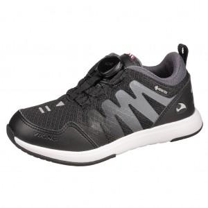 Dětská obuv VIKING Bislett BOA GTX   /blk/charcoal -  Sportovní