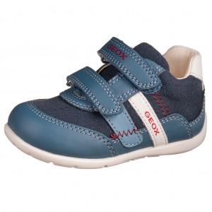 Dětská obuv GEOX B Elthan  /avio/navy - Boty a dětská obuv
