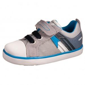 Dětská obuv GEOX B Kilwi BB   /grey/avio - Boty a dětská obuv