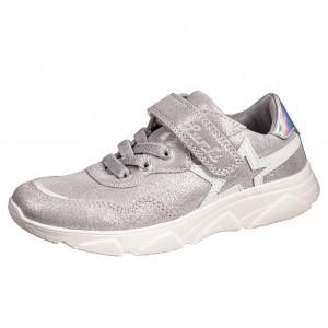 Dětská obuv Lurchi EMIKO /silver - Boty a dětská obuv