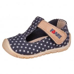 Dětská obuv FARE BARE 1. botičky 5062203  *BF -  Na doma a do škol(k)y