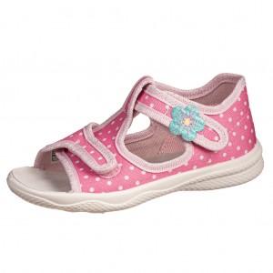 Dětská obuv Domácí sandálky Superfit 1-000293-5010 -  Na doma a do škol(k)y