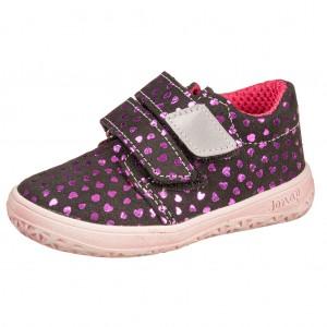 Dětská obuv Jonap B1SV čer. srdce  SLIM *BF - Boty a dětská obuv