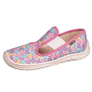 Dětská obuv FARE BARE 5201451*BF -  Na doma a do škol(k)y