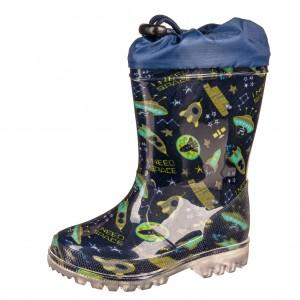 Dětská obuv Gumovky Vesmír - Gumovky
