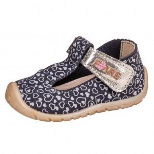 Dětská obuv FARE BARE 1. botičky 5062202  *BF -  Na doma a do škol(k)y