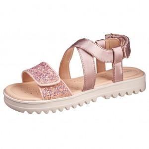 Dětská obuv GEOX J S.Coralie  /rose - Boty a dětská obuv