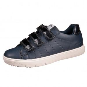 Dětská obuv GEOX J SILENEX G B   /navy -  Celoroční