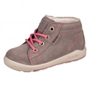 Dětská obuv Ricosta Zayni  /graphit/rosa WMS M - Boty a dětská obuv