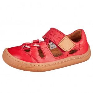 Dětská obuv Froddo G3150196-4 Red *BF - Boty a dětská obuv