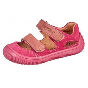 Dětská obuv Protetika BERG pink  *BF -  Sandály