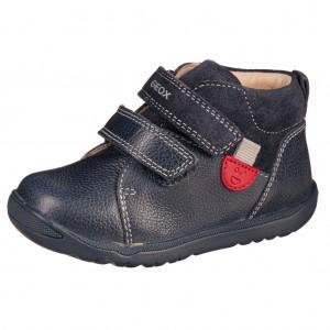 Dětská obuv GEOX B Macchia  /navy -  První krůčky