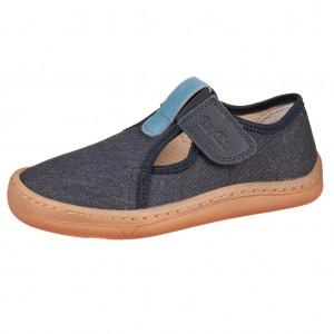 Dětská obuv Froddo G1700303 Blue  *BF -  Na doma a do škol(k)y