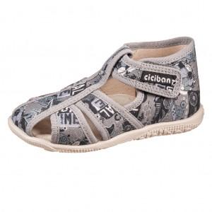 Dětská obuv Domácí obuv Ciciban MURPHY -  Na doma a do škol(k)y