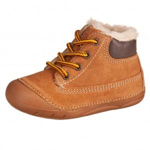 Dětská obuv Lurchi Ferdi /tan *BF - barefoot...