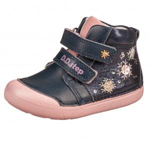 Dětská obuv D.D.Step  S066-938 Royal Blue  *BF - barefoot...