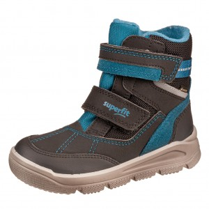 Dětská obuv Superfit 1-09077-0000 GTX WMS M IV - Zimní