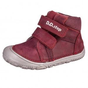Dětská obuv D.D.Step  A073-874A Red *BF -  Celoroční