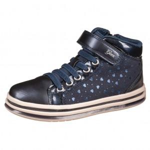 Dětská obuv GEOX J Pawnee G   /navy -  Celoroční
