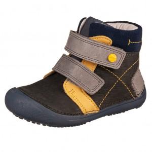 Dětská obuv D.D.Step  A063-121M Black *BF -  Celoroční