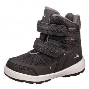 Dětská obuv VIKING Toasty II GTX   black/charcoal - Boty a dětská obuv